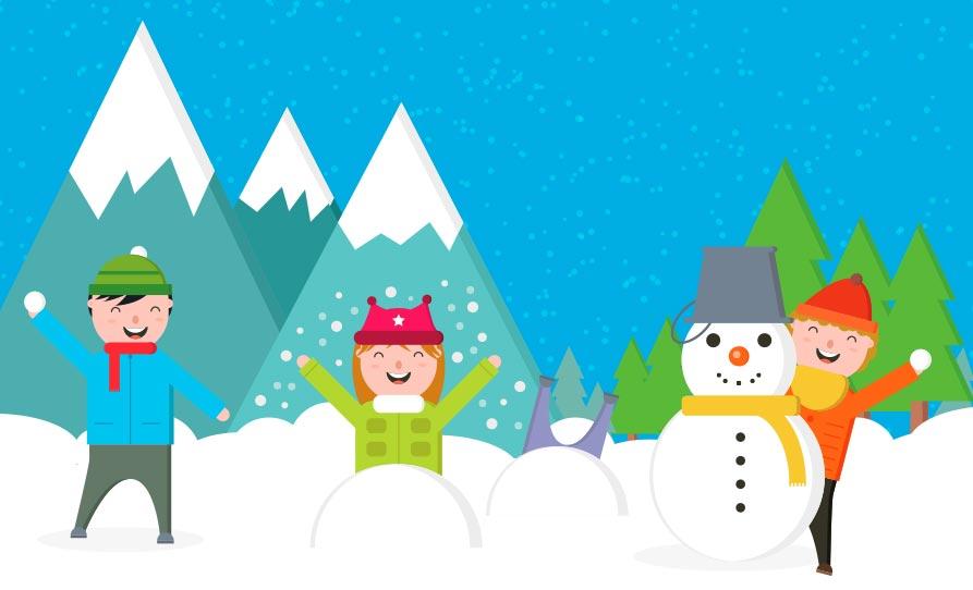 Зимовање на Дивчибарама