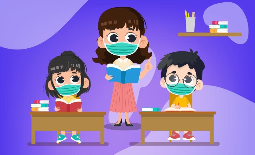 Препоруке за безбедан боравак у школи